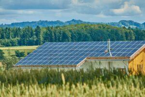 solar, roof, solar energy